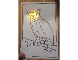 High Low Tech Owl